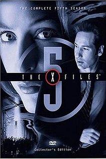 <i>The X-Files</i> (season 5) Season of television series