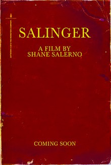 The official movie poster for SALINGER documentary film.jpg