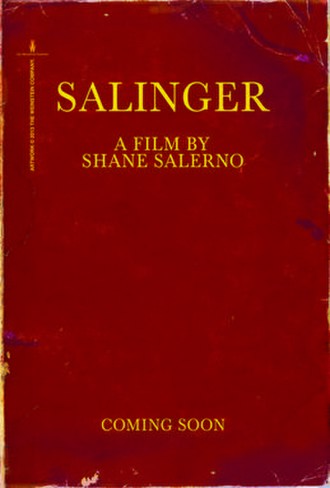 Salinger (film) - Theatrical release poster