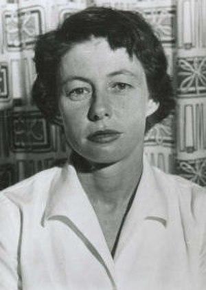Thea Astley - Image: Thea Astley