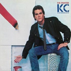 The Painter (KC and the Sunshine Band album) - Image: Thepainter