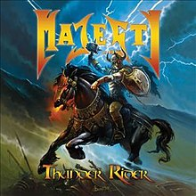 Thunder Rider (Majesty album).jpg