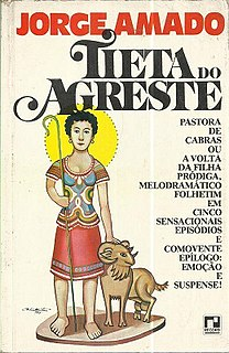 <i>Tieta</i> Novel by Jorge Amado