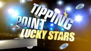 Tipping Point (game show) - Tipping Point: Lucky Stars title card