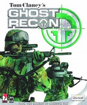 Tom Clancy's Ghost Recon (2001 video game) - Image: Tom Clancy's Ghost Recon