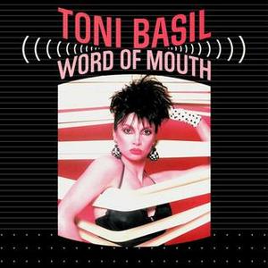 Word of Mouth (Toni Basil album) - Image: Toni Basil WOM