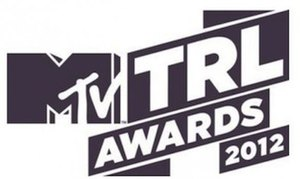 MTV Italian Music Awards - TRL Awards logo used in 2012.