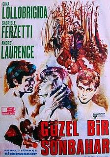<i>That Splendid November</i> 1969 Italian film directed by Mauro Bolognini