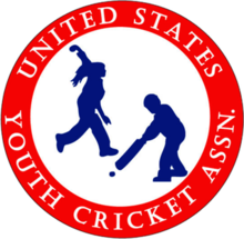 United States Youth Cricket Association logo.png
