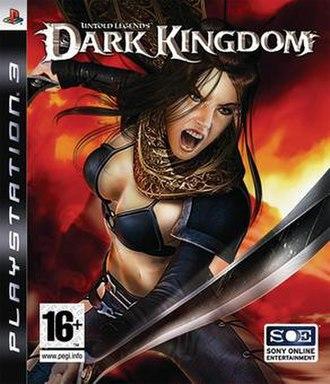 Untold Legends: Dark Kingdom - Image: Untold Legends