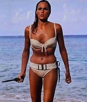 Honey Rider - Ursula Andress in Dr. No (1962)