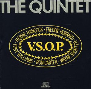 The Quintet (V.S.O.P. album) - Image: VSOP The Quintet