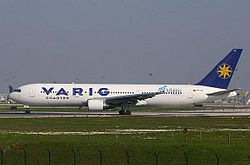 Boeing 767-300ER (Charter Division)