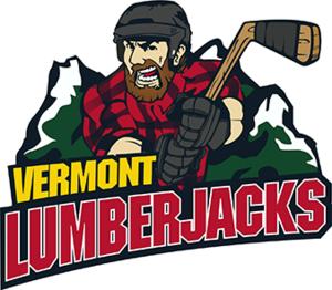 Vermont Lumberjacks - Image: Vermont Lumberjacks logo