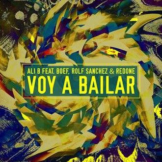 C'est la vie (Khaled song) - Image: Voy a bailar by Ali B