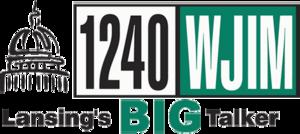 WJIM (AM) - Image: WJIM (AM) logo