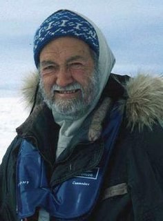 Wally Herbert British polar explorer