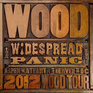 Wood (Widespread Panic album) - Image: Widespread Panic Wood