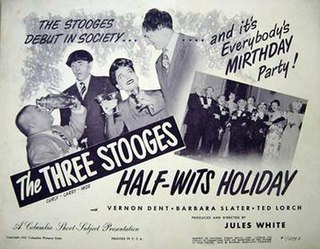 <i>Half-Wits Holiday</i>