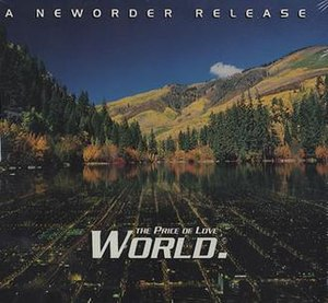 World (The Price of Love) - Image: World New Order CD Single