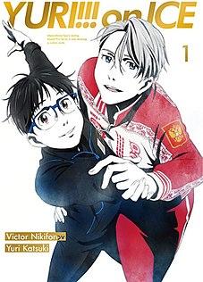 <i>Yuri on Ice</i> 2016 anime television series directed by Sayo Yamamoto