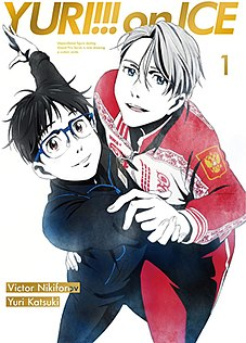 <i>Yuri on Ice</i> 2016 sports anime television series