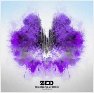 Addicted to a Memory - Image: Zedd Addicted to a Memory Single