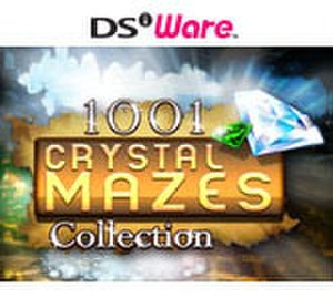 1001 Crystal Mazes Collection - Image: 1001Crystal Mazes Collection Cover Art