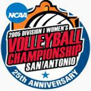 2005 NCAA Division I Women's Volleyball Tournament - 2005 NCAA Final Four logo