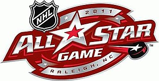 2011 National Hockey League All-Star Game Professional ice hockey exhibition game