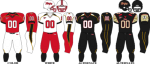 2010 Maryland Terrapins football team - Image: ACC Uniform UMD 2010