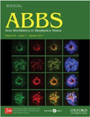 Acta Biochimica et Biophysica Sinica - Image: Acta Biochimica et Biophysica Sinica