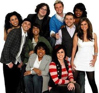 American Idols LIVE! Tour 2007