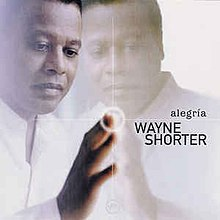 alegría wayne shorter album wikipedia