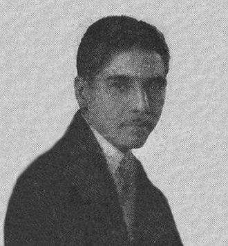 Alex Schomburg - Alex Schomburg, circa 1940s