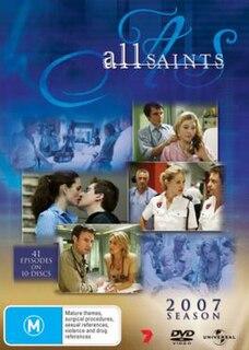 <i>All Saints</i> (season 10) Season of television series