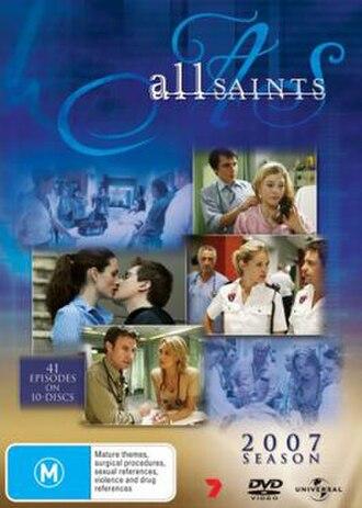 All Saints (season 10) - 2007 Season DVD