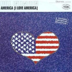 America (I Love America) - Image: America (I Love America)