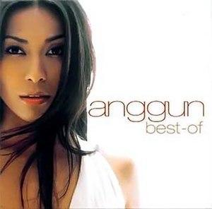 Best-Of (Anggun album) - Image: Anggun's Best Of album cover