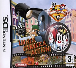 Animaniacs- Lights, Camera, Action cover.jpg