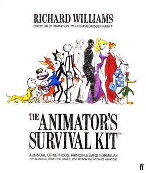The Animator's Survival Kit - Original edition cover