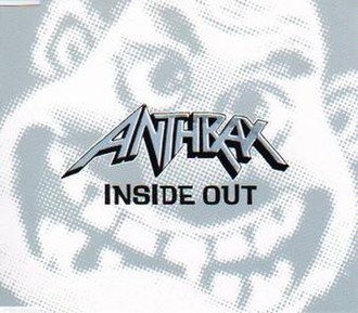 Inside Out (Anthrax EP) - Image: Anthrax Inside Out