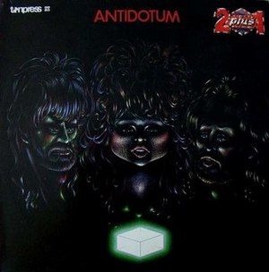 Antidotum - Image: Antidotum 2 plus 1