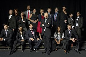 The Apprentice (UK series four) - Image: Apprentice 2008