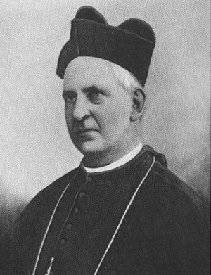 Roman Catholic Archdiocese of Dubuque - Archbishop John Hennessy, became third Bishop of Dubuque in 1866, and its first Archbishop upon elevation of Dubuque to an Archdiocese in 1893.