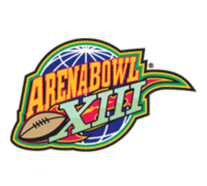 ArenaBowl XIII - Image: Arenabowl 1999