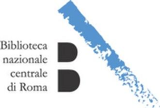 Biblioteca Nazionale Centrale di Roma - Image: BNCR logo