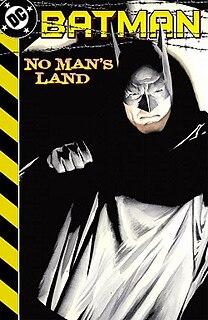 Batman: No Mans Land American comic book crossover storyline