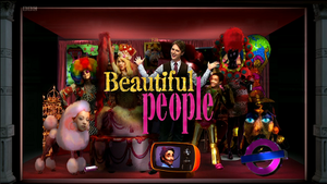 Beautiful People (UK TV series) - Beautiful People intertitle for series 2