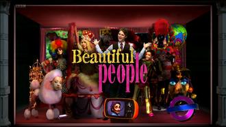 Beautiful People (UK TV series) - Beautiful People intertitle for series 2